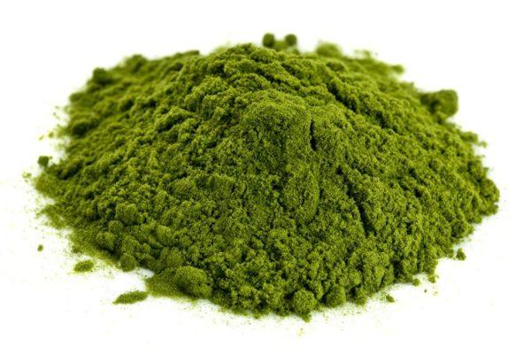 Ultra ENHANCED Green Spiked Leaf Indo