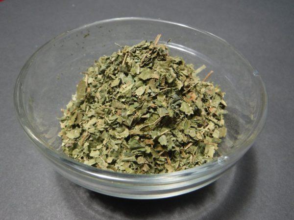 Green Raiu - Chopped Leaf