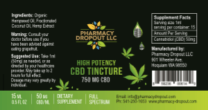 Pharmacy Dropout LLC CBD